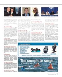 Maritime Reporter Magazine, page 67,  Jun 2014 Corvus Energy
