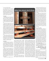 Maritime Reporter Magazine, page 69,  Jun 2014 John W. Brown