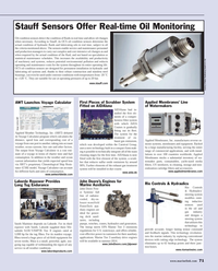 Maritime Reporter Magazine, page 71,  Jun 2014 auxiliary applications