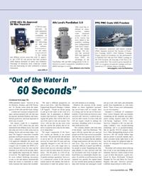 Maritime Reporter Magazine, page 73,  Jun 2014 Brooks