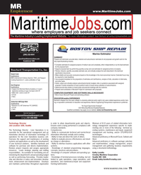 Maritime Reporter Magazine, page 75,  Jun 2014 es hardware