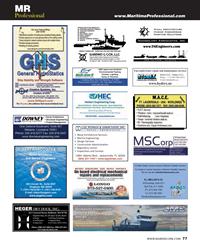 Maritime Reporter Magazine, page 77,  Jun 2014 Louisiana