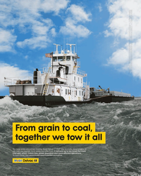 Maritime Reporter Magazine, page 7,  Jun 2014