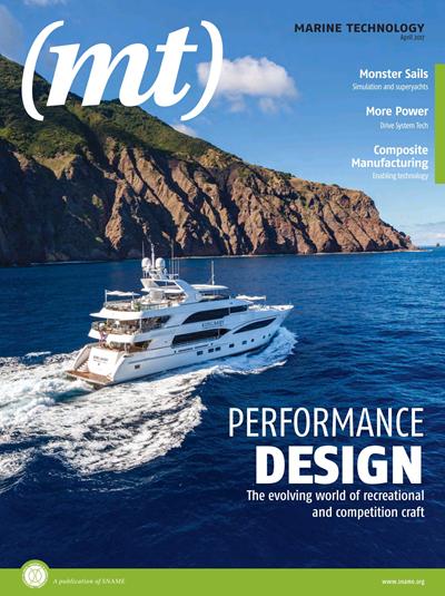 SNAME Marine Technology Apr 2017