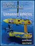 Jan 2015  - Underwater Vehicle Annual: ROV, AUV, and UUVs