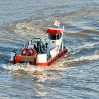 Dredger Workboat: Photo credit IHC Beaver Dredgers