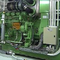 Emergency Diesel Generator: Photo credit Carnival