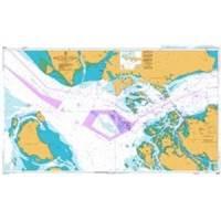 Singapore Strait Western Part: Image credit Br. Admiralty