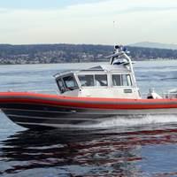 Patrol Boat 28: Photo credit Kvichak Marine Industries