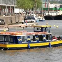 Ferry Brigantia: Photo courtesy of Bristol Ferry Co.
