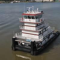 Photo courtesy of Conrad Shipyard