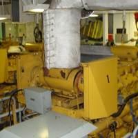 T/S State of Michigan engine room (Photo: MARAD)