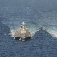 U.S. Navy photo by Keith DeVinney