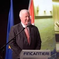 Torstein Hagen, chairman of Viking Cruises