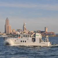 new USGS research vessel