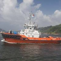 RAstar 3200 for the Mauritius Ports Authority