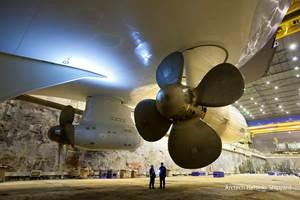 (Photo: Arctech Helsinki Shipyard)
