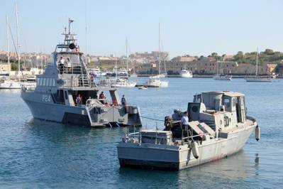 'Swift' Patrol Boat:Photo credit Maritime Museum of San Diego