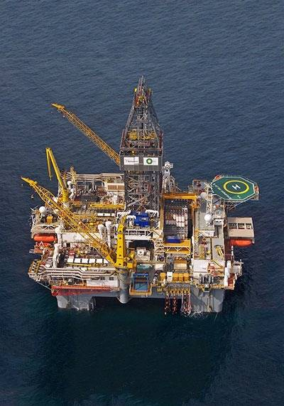 Development Driller lll: Photo credit Transocean