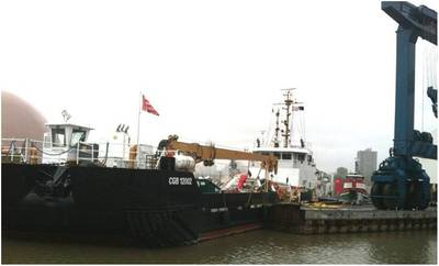 'Mobile Bay': Photo credit Great Lakes Shipyard