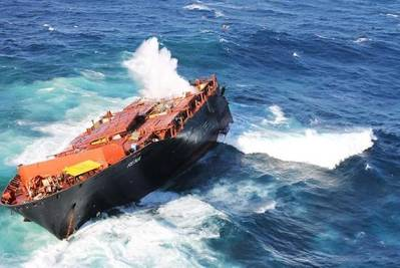 Photo credit Maritime New Zealand