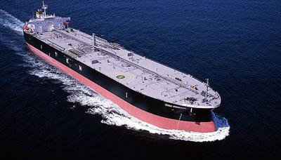 A TEN Tankship