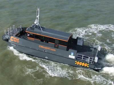 A CTruck Catamaran: Photo credit CTruck