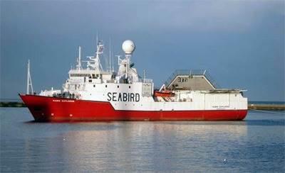 Photo courtesy of Seabird Exploration