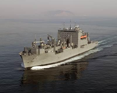 USNS Fleet vessel (file photo)