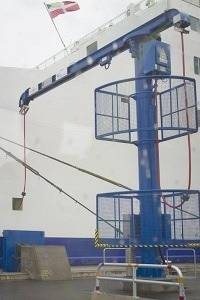 AMP Crane in Operation: Photo credit ABB