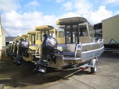 659 Wheelhouse Fleet
