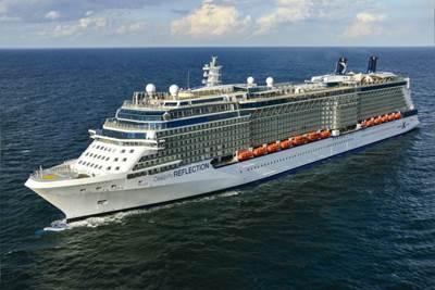 'Celebrity Reflection': Photo credit Celebrity Cruises