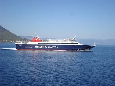 A HSW Ferry: Photo credit CCL 2 Georgios Pazios