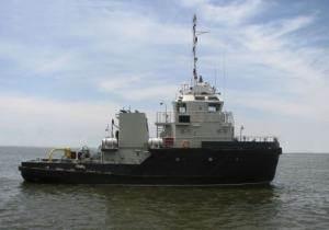 Russian Harbor Tug RB-259: Photo credit Russian Navy