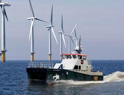 'Rix Sea Shuttle Vessel'