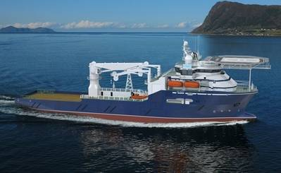 MT6022 Construction Vessel: Image credit Kleven