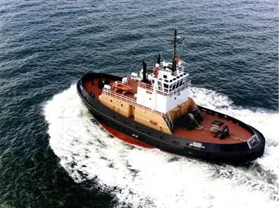 Crowley Tugboat,  Guard