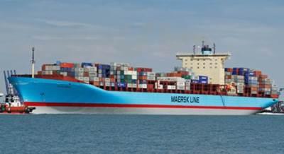US-flagged Maersk Line Ship: Photo credit Maesrk Line