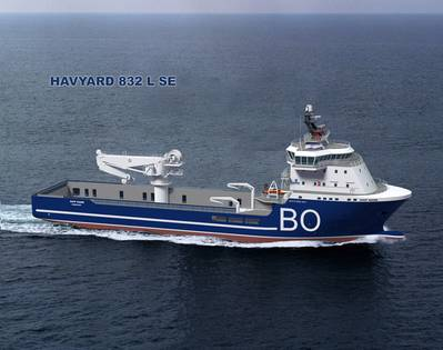 Havyard Design PSV: Photo credit Havyard