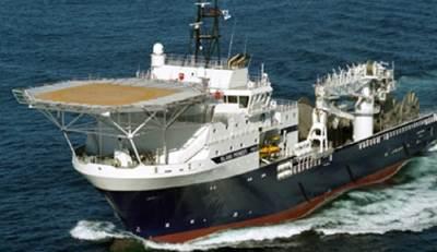SCV Island Pioneer: Photo courtesy of Island Offshore