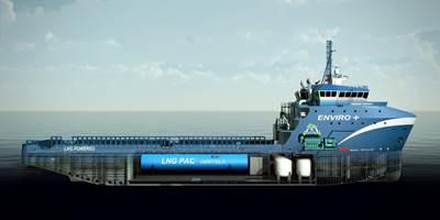 Harvey Gulf OSV: Photo credit STX Marine