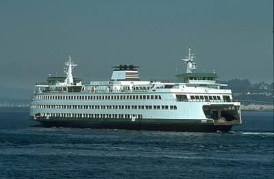 Ferry 'Tacoma': Photo credit WSF