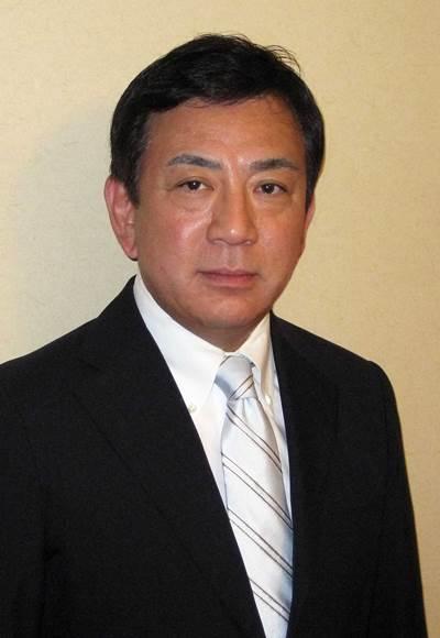 ICS Chairman Mr. Morooka