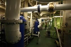 file photo: OceanSaver equipment