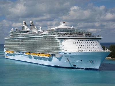 Oasis of the Seas: Photo credit Wiki CCL