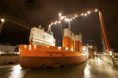 Flooding Dock Vanguard