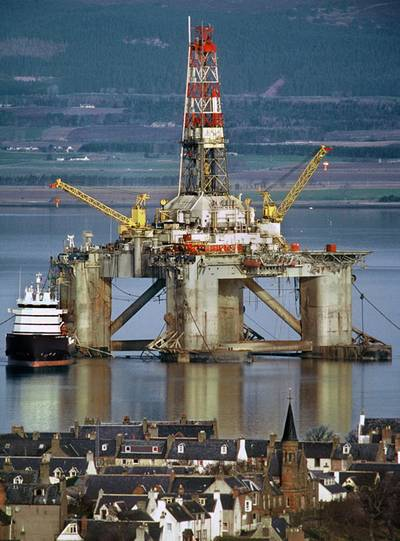 Transocean Rig: Photo credit Andrew Dowsett-Oil Rig Photos