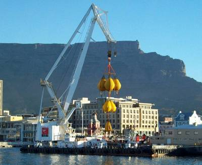 EnerMech acquisition Water Weights International specialize in proof load testing of cranes and lifting equipment.