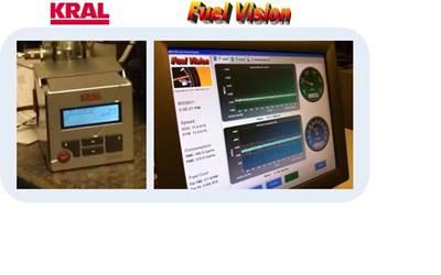 Kral & Fuel Vision Monitors