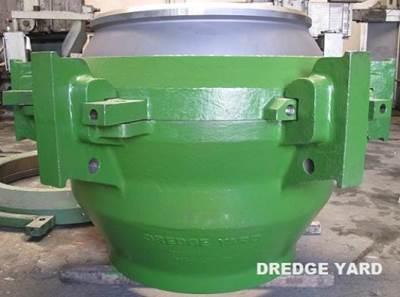 Dredge Ball Joint: Image credit Dredge Yard